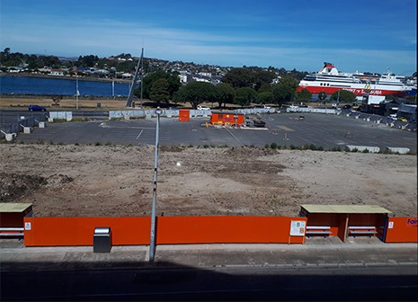 New Development Application for Waterfront hotel