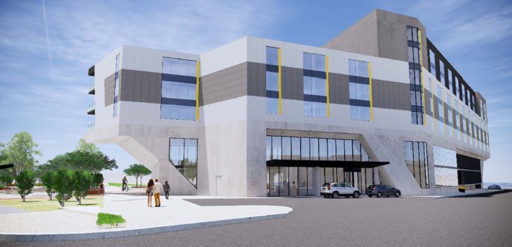 Work to begin on Waterfront Hotel